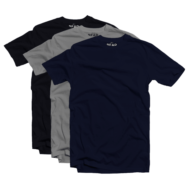 8865a081a Crew Neck 3 Pack - High Quality Basics for Everyday Wear