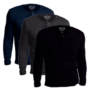 long sleeves 3 pack