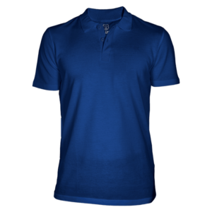 carbon blue polo