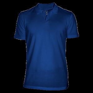 carbon blue polo