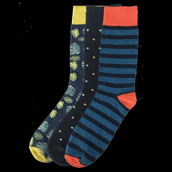 classic socks 3 pack