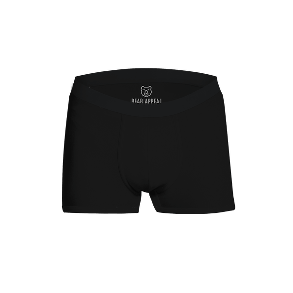 Black Boxer Brief