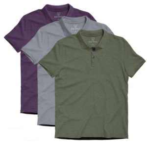 urban lite polo 3 pack