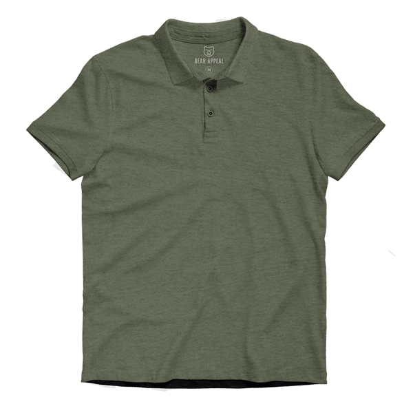 Olive Lite Polo