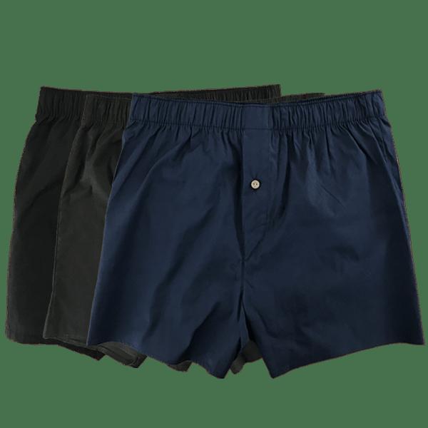 woven boxer short 3 pack