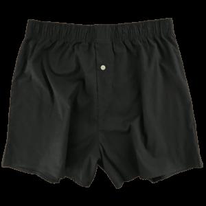 Dark Grey Woven Boxer Short